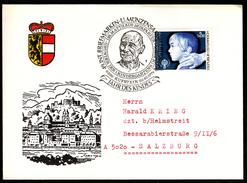 Austria Kufstein 1979 / Dr Matthäus Hörfarter /  - Grunder Des Kindergartens In Tirol / Cancell No. 1 - Childhood & Youth