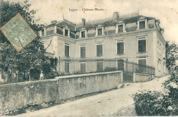 17  LAGOR  -  CHATEAU  MARIN - Autres Communes