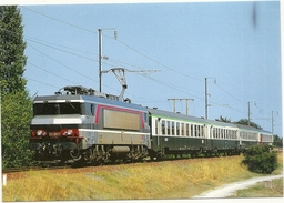 44    LE  POULIGUEN    LE  CORAIL  ARRIVE  AU  POULIGUEN  EN   AOUT  1997 - Le Pouliguen