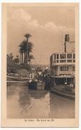 CPA - EGYPTE - Le Caire - Au Bord Du Nil - Le Caire