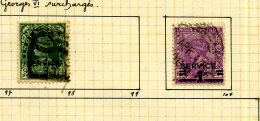 Inde Anglaise 1937 Service ° - Inde (...-1947)