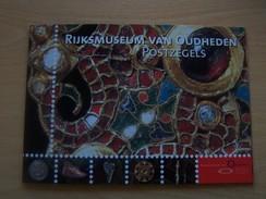 Mapje Persoonlijke Postzegels Rijksmuseum Van Oudheden - Private Stamps