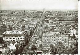 BRUXELLES-PANORAMA VERS LA BASILIQUE DE KOEKELBERG - Multi-vues, Vues Panoramiques