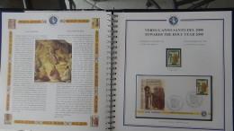 B Très Belle Collection ANOS SANTOS JUBILAEUM (env 1er Jour, Timbres, CM ...) Volume 1 à Ne Pas Rater.