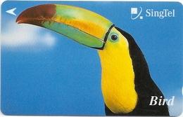 Singapore - Tocan Bird - 239SIGD2K - 2000, Used