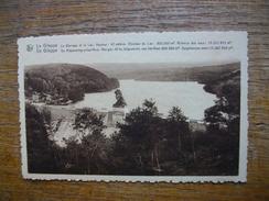Belgique , La Gileppe , Le Barrage Et Le Lac - Gileppe (Barrage)