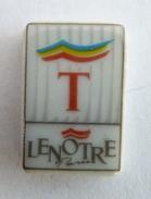 FEVE PUBLICITAIRE PERSO - LENÖTRE 1991 LETTRE T (1) - Frühe Figuren