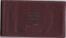 POCHETTE AGENCE DE VOYAGE VIATOR BRUXELLES - 1951 - Titres De Transport