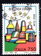 R1747 - ITALIA 1993 ,  N. 2043  Usato . Europa Portogallo - 6. 1946-.. Repubblica