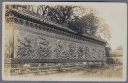 PEKING Pekin Dragon Wall, Winter Palace About 1930  Photo  D614 - Cina