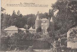 CHEHERY          CHATEAU DE ROCAN - Autres Communes