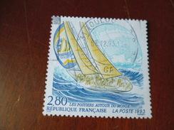 FRANCE TIMBRE OBLITERATION CHOISIE   YVERT N° 2831 - Gebraucht