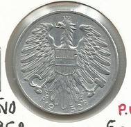 Austria_1852_5 Schilling - Austria