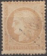 France 1871-75 N° 59 Cérès (E4) - 1871-1875 Ceres