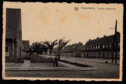 TESSENDERLOO - STATIESTRAAT-- Tuinwijk Steendries -  édit. Verbeeck - Van Elsen Tessenderloo - Tessenderlo