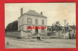 [91] Essonne > ST GERMAIN LES CORBEIL ... La Mairie ... - Autres Communes