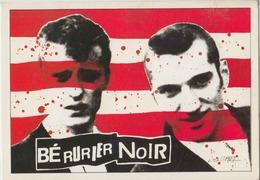 Bérurier Noir. Groupe Punk Rock Français. Carte Grand Format - Artisti