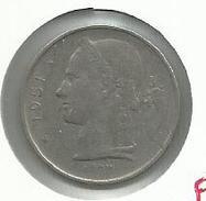 Bélgica_1951__ 1 Franco - 02. 1 Franco