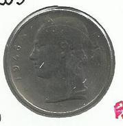 Bélgica_1948__ 5 Franco - 1945-1951: Regencia
