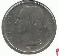 Bélgica_1950__ 5 Franco - 1945-1951: Regencia