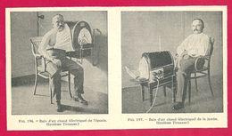 Bain D'air Chaud Larousse Médical Illustré 1929 - Vieux Papiers