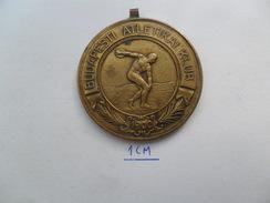 MEDAL ATHLETIC BUDAPESTI ATLÉTIKAI KLUB 1900  PLIM - Athlétisme