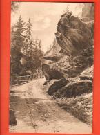 IBN-09 Sur La Route De Finhaut. Non Circulé. Schnegg 668 - VS Valais