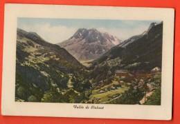 IBN-24 Vallée De Finhaut. Chalets.  Non Circulé. Jullien 982 B  Colorisé - VS Valais