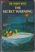 The Secret Warning (The Hardy Boys) By Dixon, Franklin W - Children's