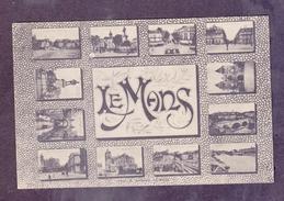 CPA - 72 - LE MANS - MULTIVUES - Le Mans