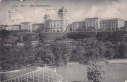 Switzerland Bern Das Bundespalais 1910