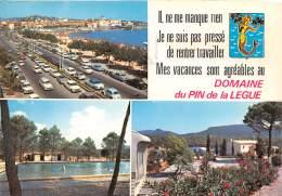 FREJUS Domaine Du Pin De La Legue 28(scan Recto-verso) MA1562 - Frejus