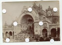 Pavillon EXPOSITION UNIVERSELLE 1900 Albumine - Photos