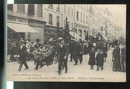CPA Ars - 01 - La Libre Pensée à Ars 6 Juin 1906 - Défilé à Villefranche - Non Circulée - Ars-sur-Formans