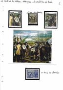 La Carte Et Le Tableau - Velazquez - La Reddition De Breda - Arte