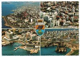 LIBAN/LEBANON - MODERN BEIRUT/BEYROUTH MODERNE - GENERAL VIEWS (KRUGER 987/128) - 1967 - Libano