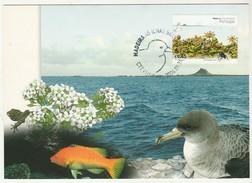 Maximum Card * Portugal * 2004 * Madeira * As Ilhas Selvagens - Maximum Cards & Covers