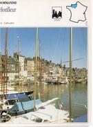 Normandie - Honfleur - Géographie