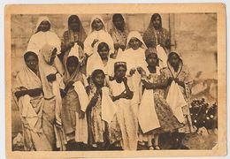 CARTOLINA POSTALE 1936 VIAGGIATA DA SOMALIA ITALIA (ANGOLO DX NON PERFETTO) (CM239 - Somalia