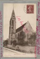 CPA 78   Milly-la-Foret - L'Eglise    Avril 2017 011 - France