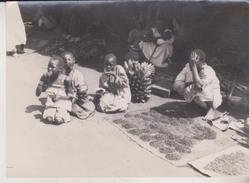 DRIED ANTS  1935      SUD AFRICA    PRESS Fotos - Personas Identificadas
