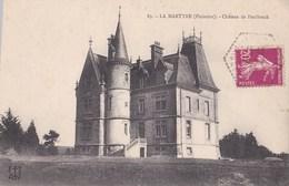 Carte Postale : La Martyre (29) Chateau De Poulbrock                 Ed     FT Brest - Frankrijk