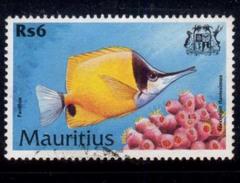 Mauritius (Maurice) Fish R6