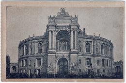 Odessa. City Theater - Ucraina
