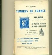 SUARNET 1964 FRANCE Variétés Des Bleus à 1964 + Oblitérations Rares - Filatelia E Storia Postale