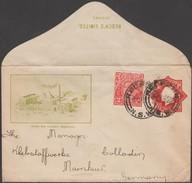 Australie 1922. Entier Postal Publicitaire Timbré Sur Commande. Bière En Bouteille Resch's Limited Sydney. Brasserie