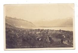 CH 1807 BLONAY VD, Panorama, 1925, Kl. Druckstelle - VD Vaud