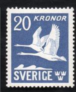 Sweden Yvert# A7 Mint Hinged
