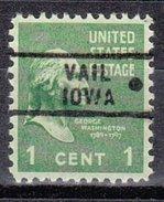USA Precancel Vorausentwertung Preos Locals Iowa, Vail 729