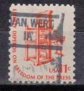 USA Precancel Vorausentwertung Preos Locals Iowa, Van Wert 841